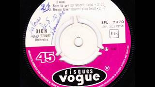 Dion (I was) Born to cry VOGUE EP