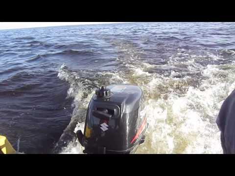 лодка крым на 8 ветерке
