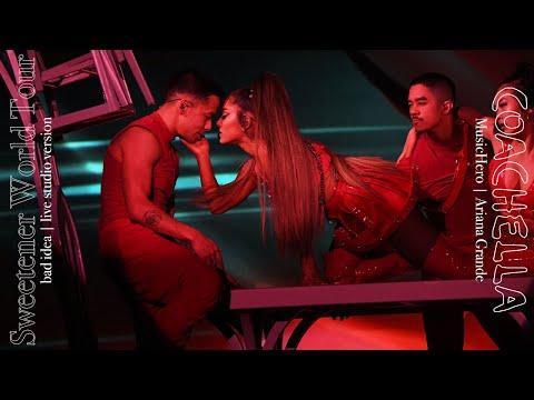 Ariana Grande - bad idea (Sweetener World Tour Version)