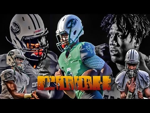 2018 RB James Cook 2016 season highlight REMIX