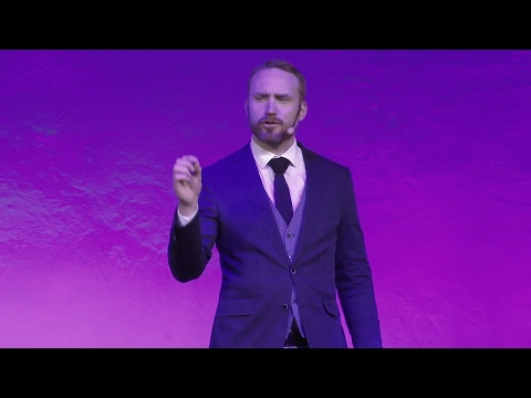 The magical science of storytelling | David JP Phillips | TEDxStockholm
