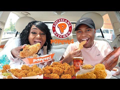 Popeyes Chicken With It'sDarius
