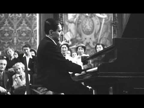 Dinu Lipatti in Zurich in 1950: 3 solo works by Chopin