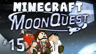 Minecraft - MoonQuest 15 - An English Country Garden