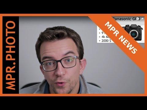 Bilan 2016, De Faux objectifs Canon, DXO 9 gratuit et GH5 | MPR News de Janvier