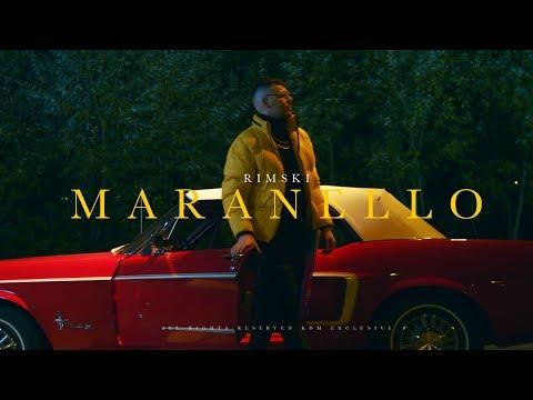 RIMSKI - MARANELLO (OFFICIAL VIDEO)