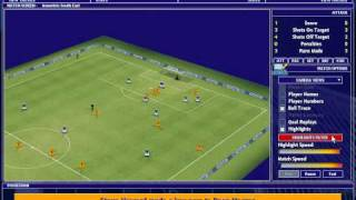 Championship Manager 2006 video 1