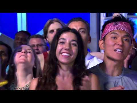 Isaac Caldiero - American Ninja Warrior 2015-  It's Unbelievable