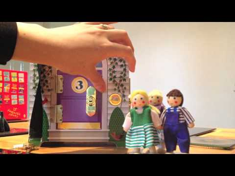 Melissa And Doug Doorbell House Toyologist Review