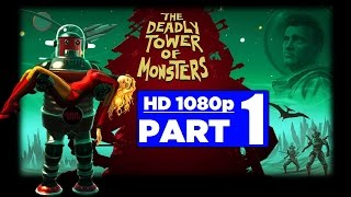 The Deadly Tower of Monsters PC Gameplay Walkthrough Part 1