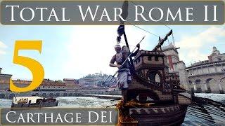Total War Rome II Carthage DEI Campaign Part 5