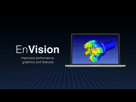ANSYS EnVision: Free Viewer Makes Simulation Results Easier to View