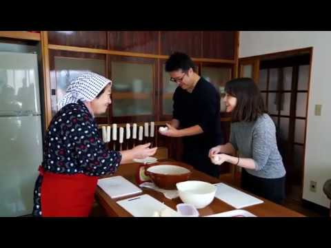 【EAT!MEET!JAPAN】Cozy Farmstay with Kiritampo Cooking at Odate City