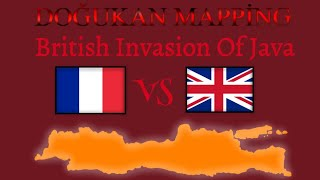 British Invasion Of Java | 1811