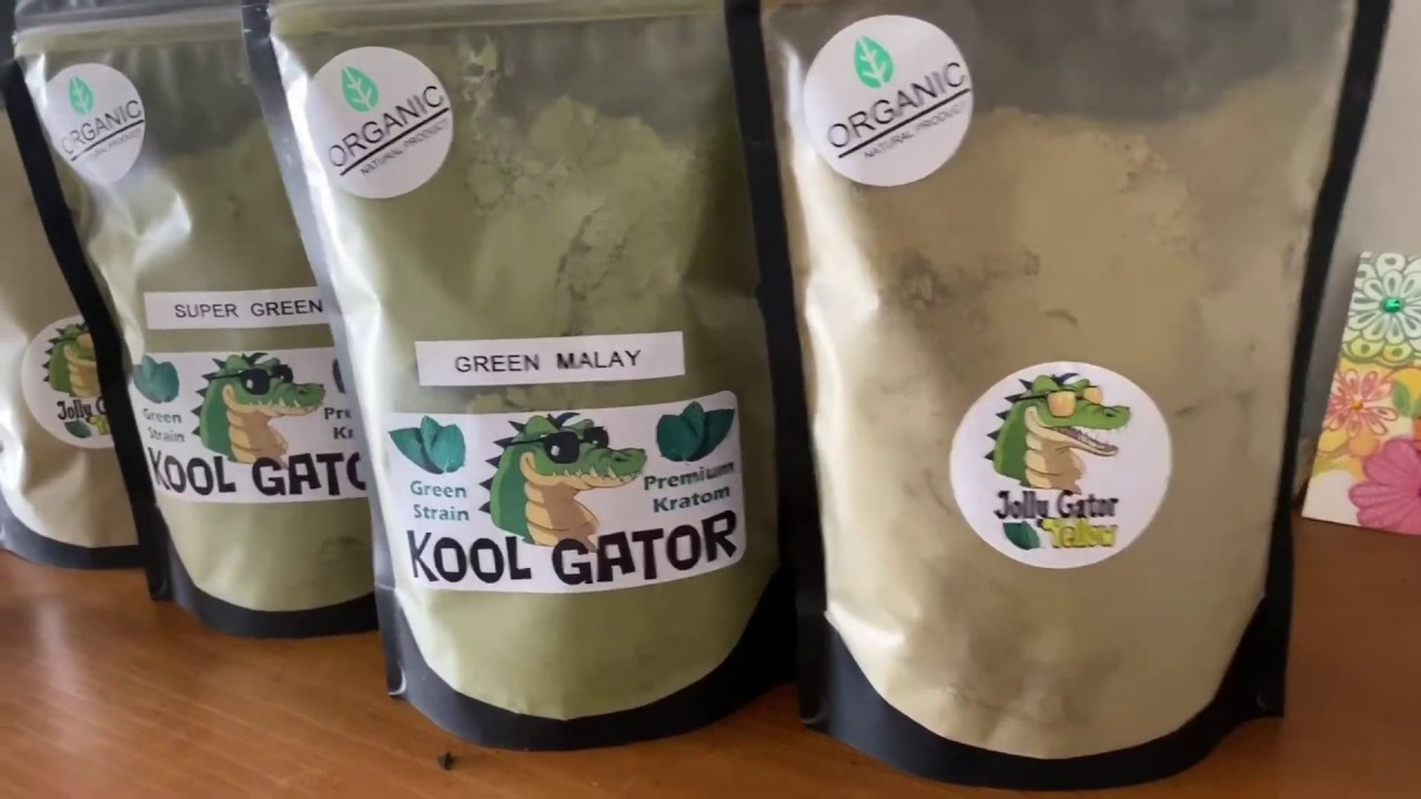 Kratom Gator   Super Green Nano REVIEW by John Schultz