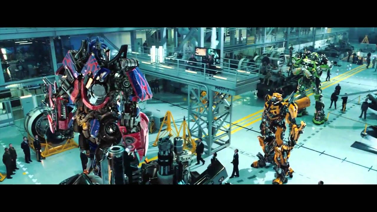 Transformers 3 - Dark of the Moon - Official Trailer #1 ...