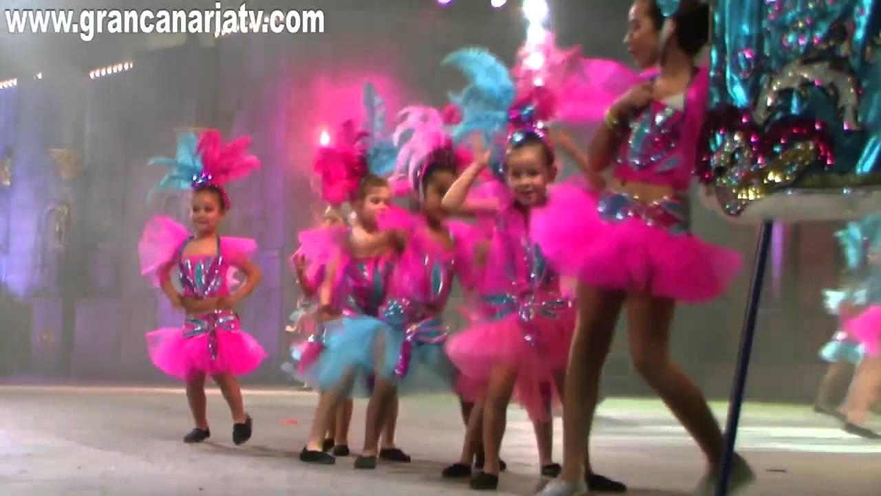 Brisa de volc n gala comparsas infantiles carnaval las palmas de gran canaria 2013 youtube - Gran canaria tv com ...