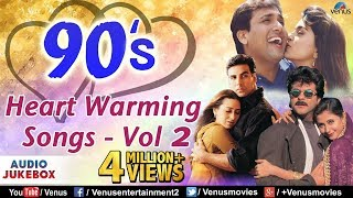 90 39;s Heart Warming Songs Vol 2 90 39;s Bollywood Romantic Songs Hindi Love Songs Jukebox