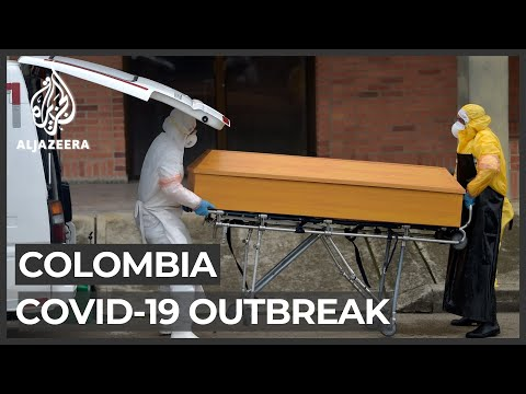 COVID-19 surges in Colombia, doctors fear deaths underreported