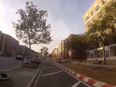 GoPro Commute Video from Bronx to East Harlem