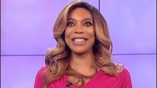 Wendy Williams except there's no talking
