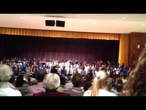Some Nights - Albert Leonard Middle School