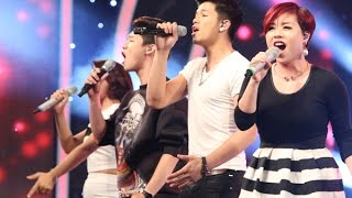 Vietnam Idol 2015 - Kết Quả Gala 1 - The Winner Takes It All - Top 8