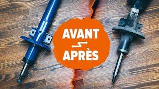 Remplacer Kit de plaquettes de frein sur Peugeot 406 Break - astuces vidéo gratuites
