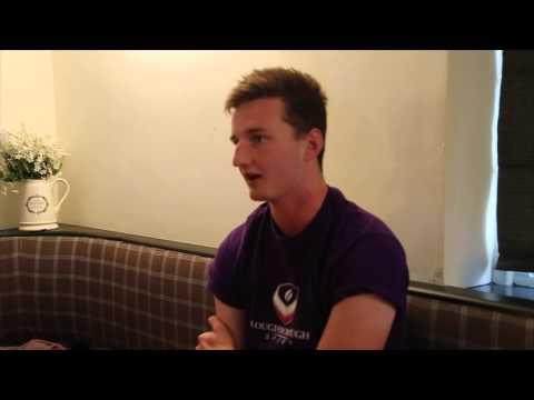 Ben's Loughborough Sport Story