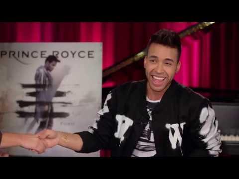 Entrevista con Prince Royce: Five | Deja Vu Ft. Shakira