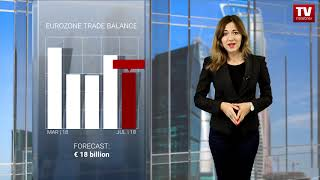 InstaForex tv news: Euro and pound grow as dollar weakens  (14.09.2018)