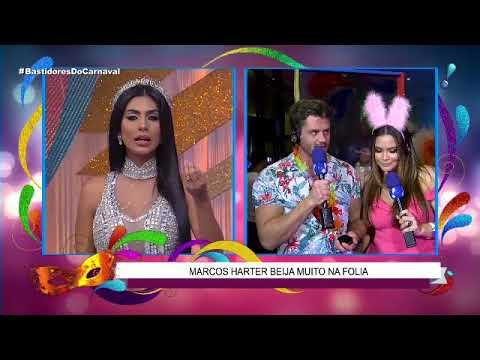 Marcos Härter Termina Bastidores Do Carnaval Com Quatro 'gols'