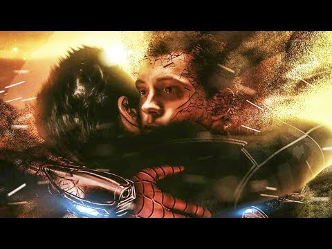 Spider-Man's ORIGINAL Infinity War Death Explained By Russo Brothers