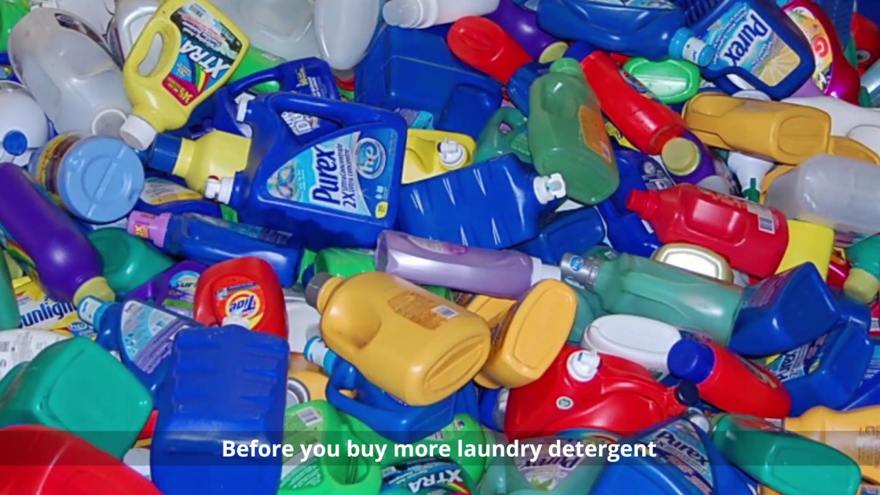 Tru Earth Laundry Strips The Zero Waste Laundry Detergent