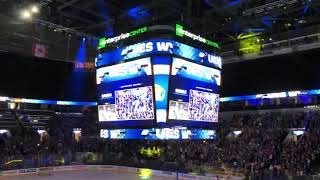 Play Gloria from Blues watch party at Enterprise Center 5/19/19