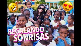 REGALOS PARA UNA ESCUELA ENTERA VOL. 2 ! | FINAL TRISTE | El Mundo de Camila