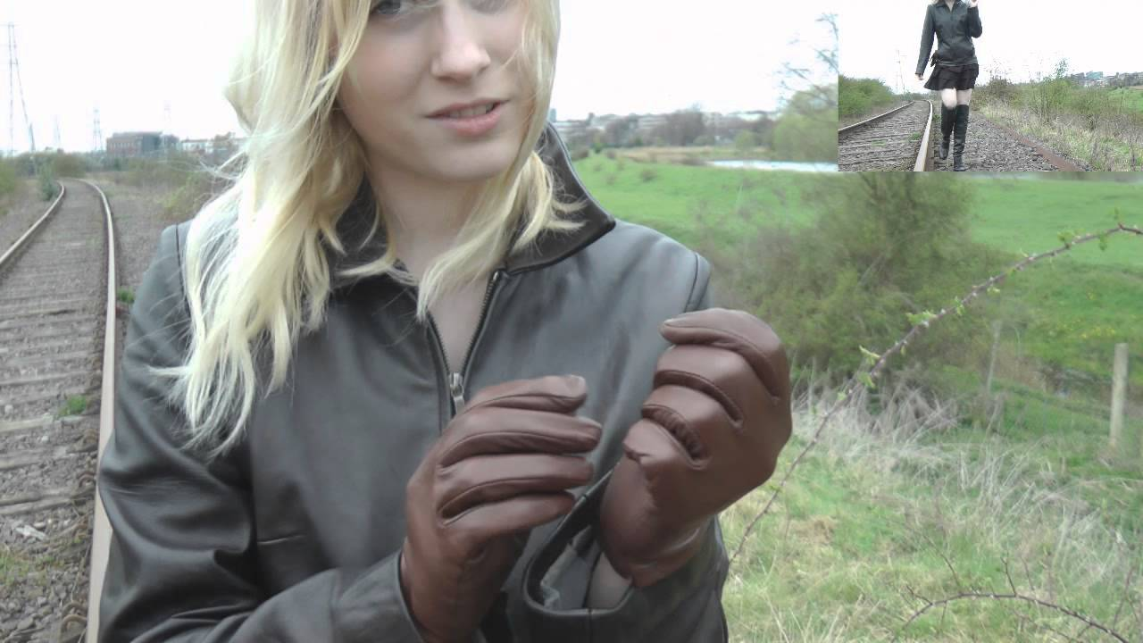 Ladies in leather gloves and boots - Ladies In Leather Gloves And Boots 27