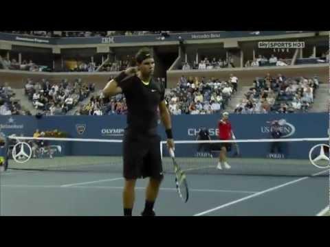 Rafael Nadal - Sensational Tennis (HD)