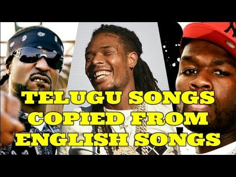 5 Tollywood Songs You Didn't Know Were Copied From Famous English songs || 2017 Edition ||
