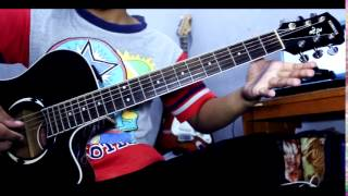 Belajar Petikan Gitar Tinggal Kenangan - Gaby (Riadyawan) Bagian 2