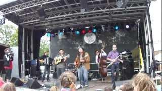 Les Yeux d`la Tete Live@Burg Herzberg Festival 2011 (2 / 2)