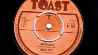 Doris Troy - Heartaches, Toast Records 1968