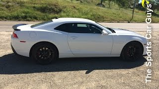 2015 Chevy Camaro SS 1LE Driven Review - Fairwell To The Fifth Generation