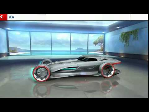 Asphalt 8 Airborne | gameplay | Mercedes-Benz Silver Lighting