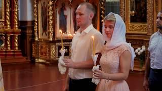 Видео венчания  в 4К в Феофании