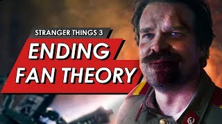 Stranger Things 3: Jim Hopper Fan Theory | What Happened In The Ending Post Credits Scene Explained