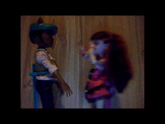 Videoclip Te pintaron pajaritos en el aire (Monster High) Travel Video