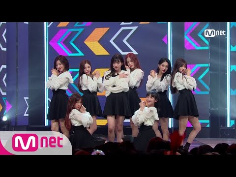 [fromis_9 - 22CENTURY GIRL] Comeback Stage | M COUNTDOWN 180607 EP.573
