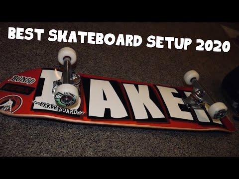 Best Skateboard Setup 2020