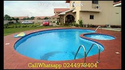 SWIMMING POOL CONSTRUCTION EXPERT IN GHANA & WEST AFRICA   Call/Whatsapp 0244979404